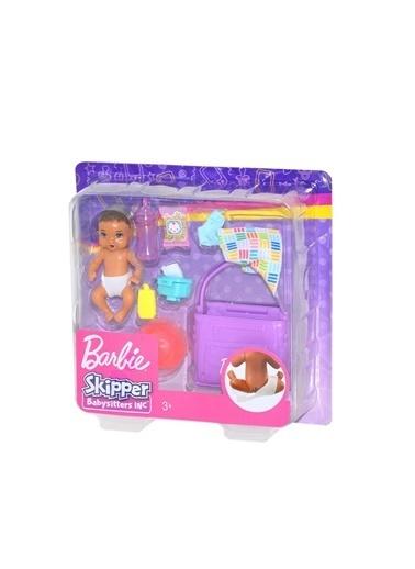 Barbie Ghv83 Özellikli Minik Bebekler /Barbie Bebek Bakıcısı Renkli